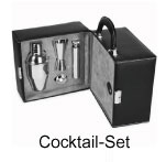 Cocktail Set Shaker Werbeartikel