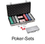 Poker Set Karten Chips Jettons Dealer Button Werbeartikel Gravur